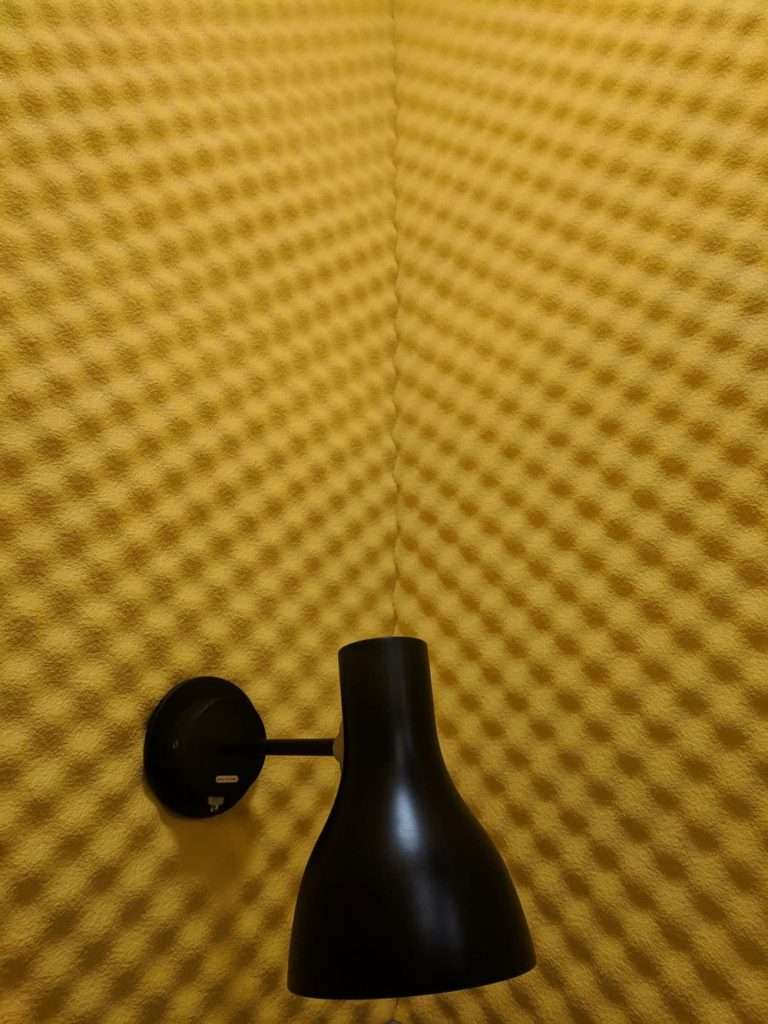 Modus Office Spaces acoustic panel detail