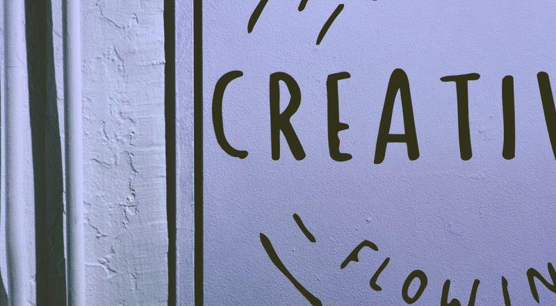 Creativity flowing