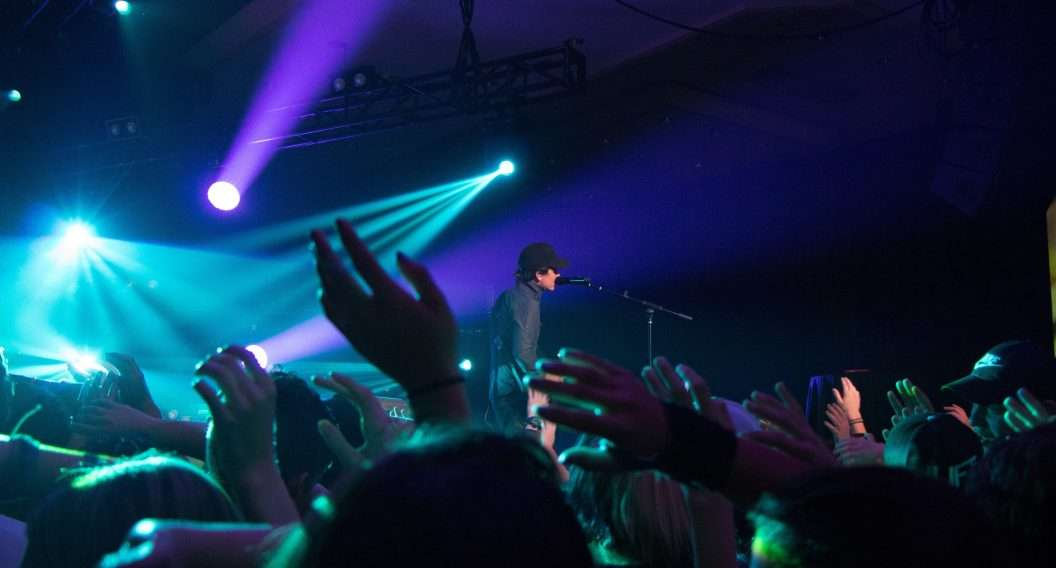 controlling acoustics in music venues