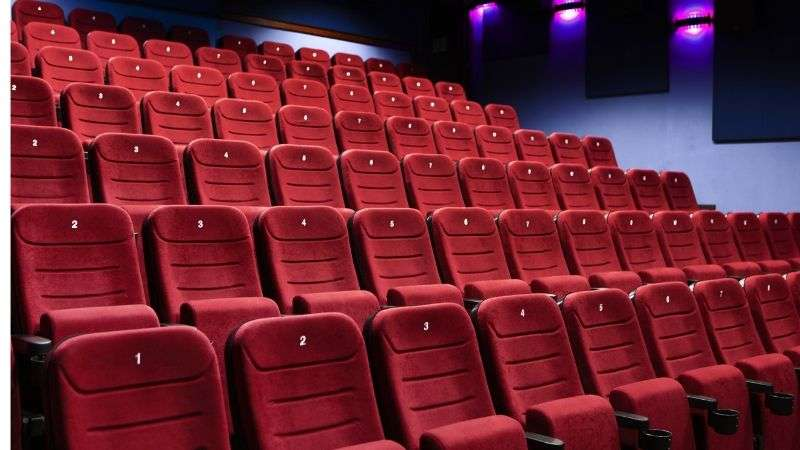 acoustic solutions in a cinema environment