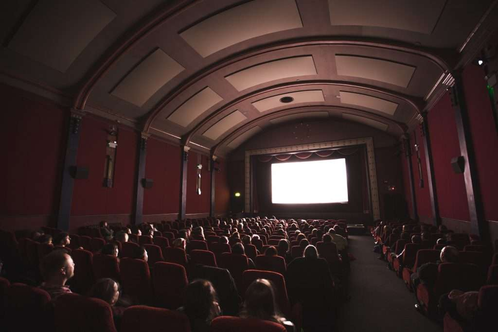 Enjoy ultimate clarity with acoustic solutions for cinemas