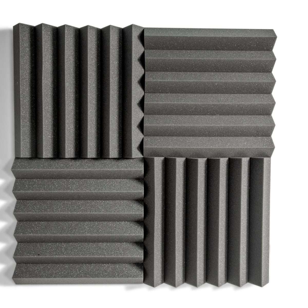 sound zero ridge tile can be used for a range of applications