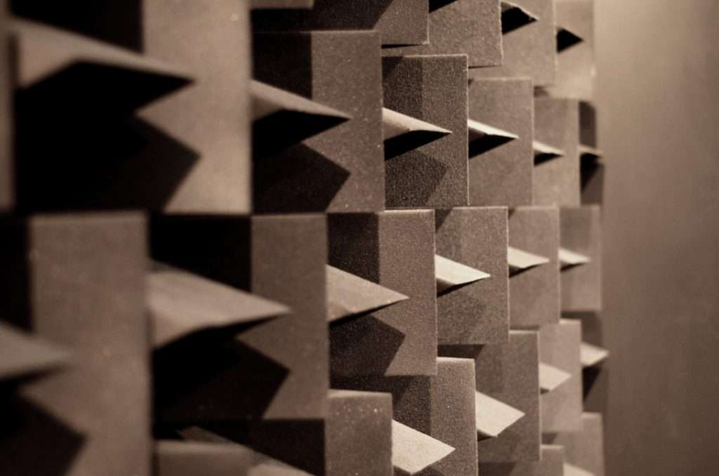 Custom made, large foam wedges provide maximum absorption and are ideal for testing rooms, research facilities, and anechoic chambers.