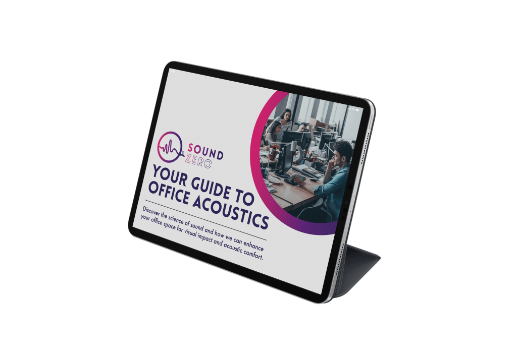 Guide to Office Acoustics