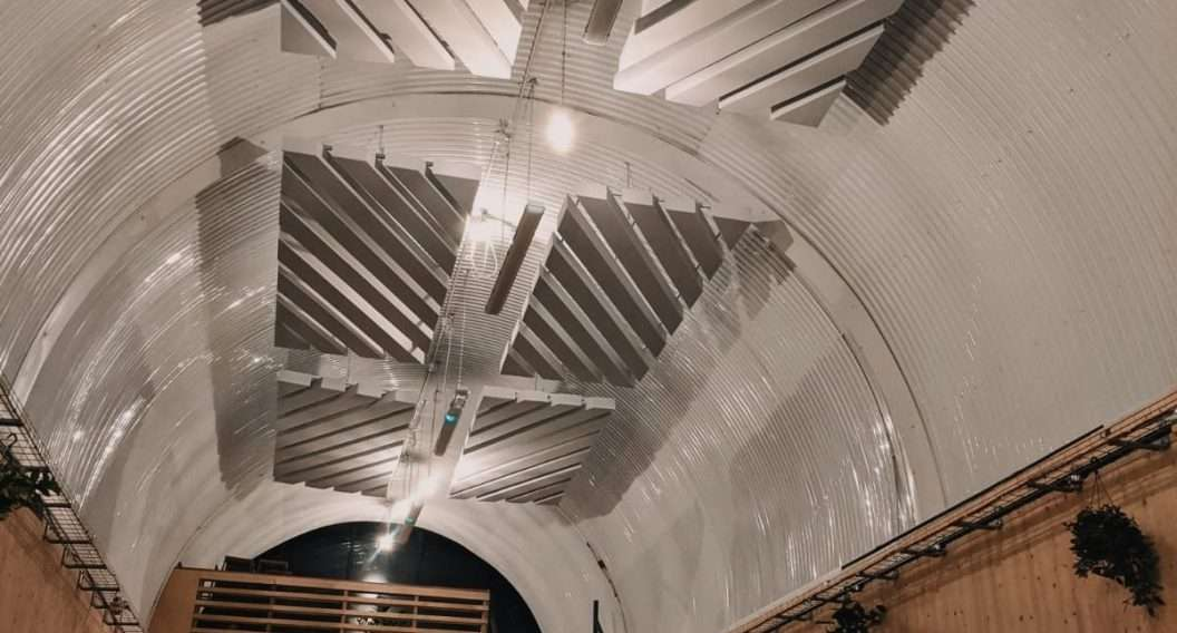 Sound Zero | Kernal Brewery | Ceiling Cloud
