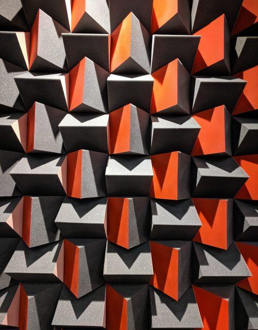 Transition Wall | Blocking Sound | Sound Zero