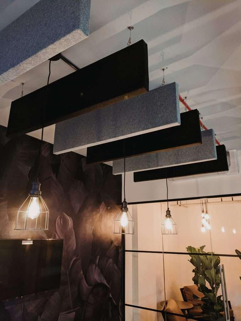 Sound Zero | Ceiling Baffles | Acoustics | Reverb control