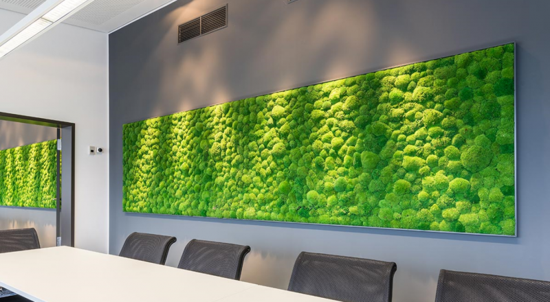 Moss-Wall-Office-Environment