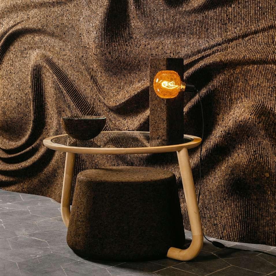 GENCORK swirl and chair