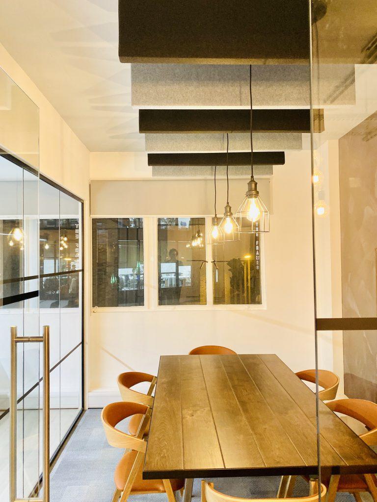 Ceiling Baffles | Sound Zero Acoustics