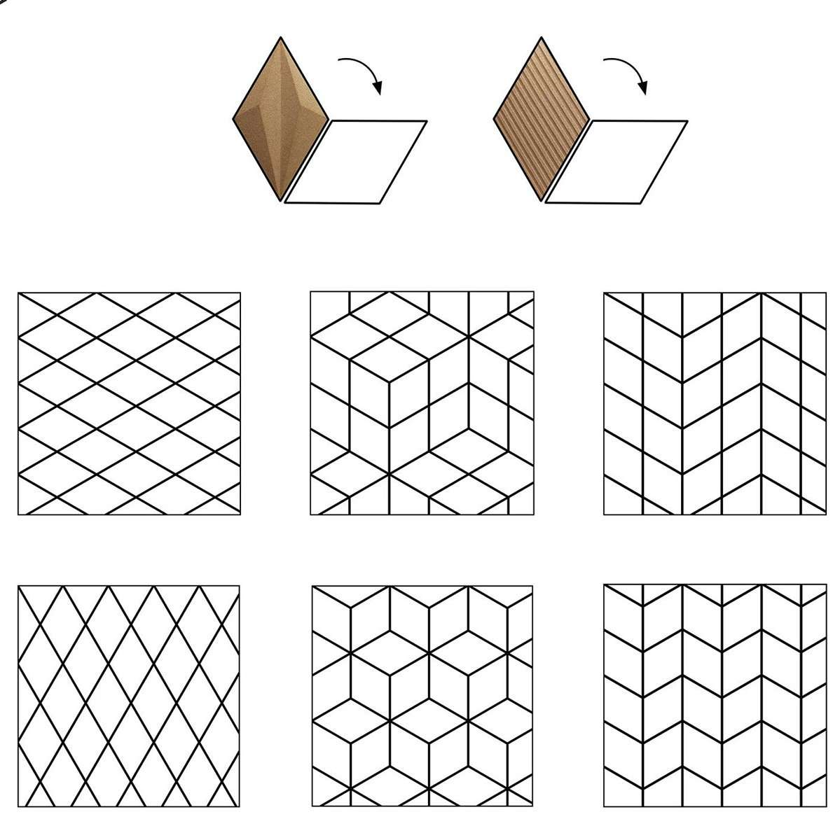 CorkBee Line and Stripe pattern possibilities