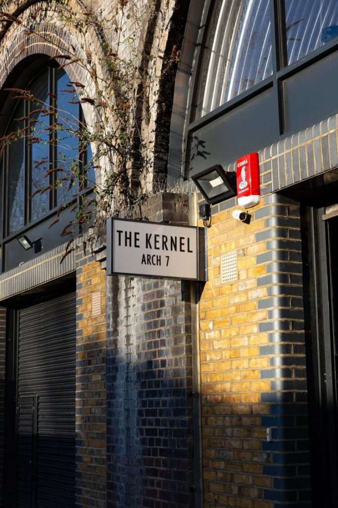 Kernel Brewery Front | Sound Zero | Acoustics | Soundproofing | Case study