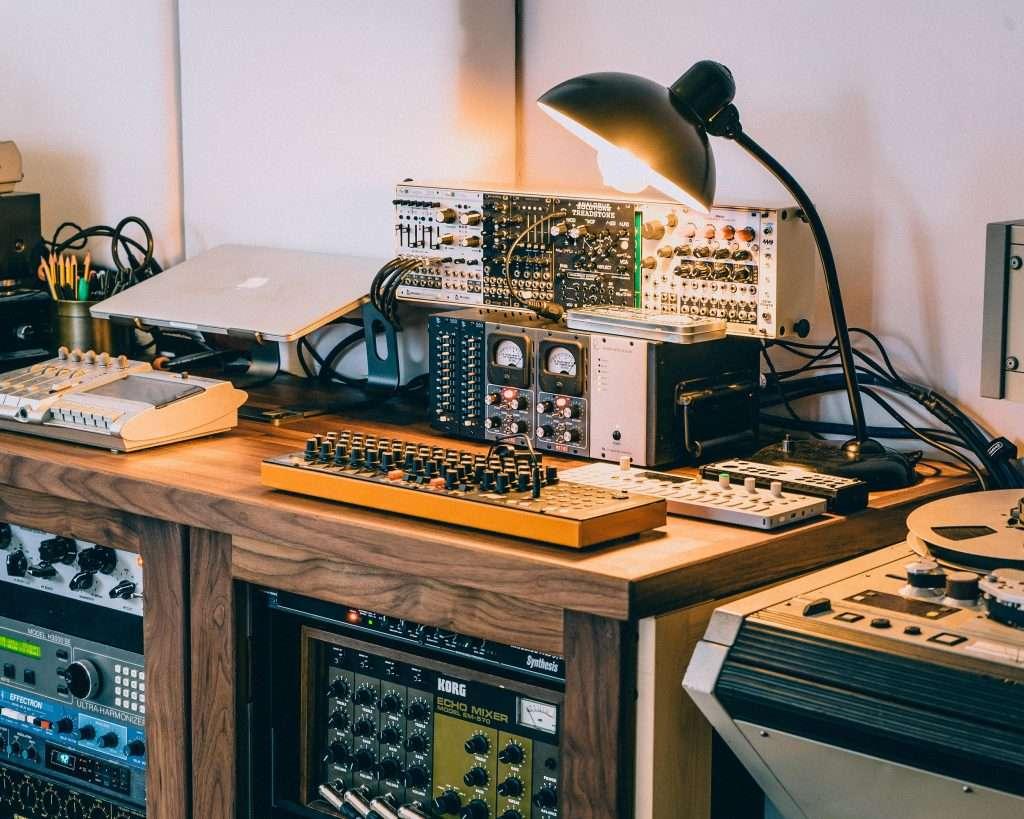 Studio Design by Sound Zero