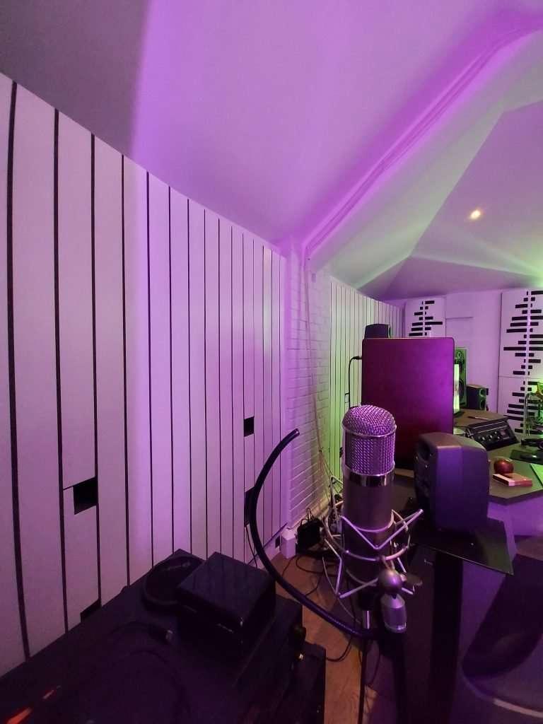white slats steven wilson studio